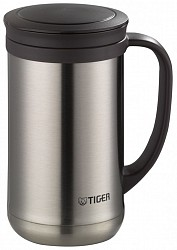 Термокружка Tiger MCM-T-T050 Clear Stainless, 0.5 л